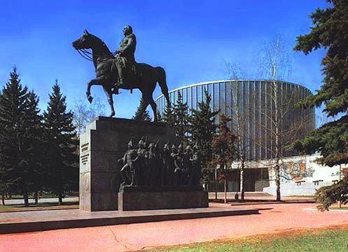 Бородинская панорама экскурсия Бородинская панорама ... Триумфальная Арка Фильм 1985