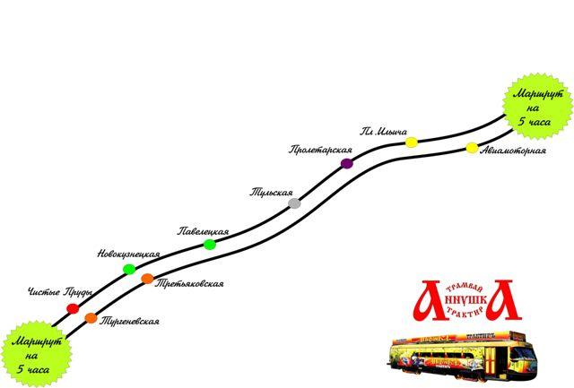 банк расписание трамвая аннушка на карте Посмотреть